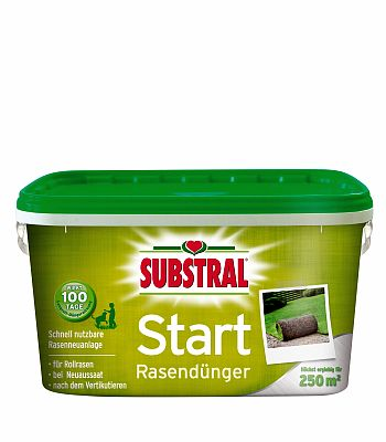SUBSTRAL® Start Rasendünger, 5 kg